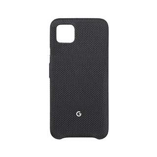 Case - Google OEM (Just Black) Black Fabric Case For Google Pixel 4 XL