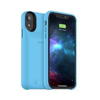 Case - Mophie Blue Juice Pack Access Case W/ Qi For IPhone XR