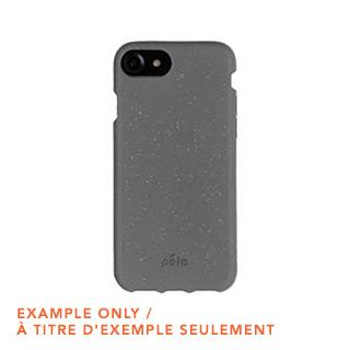 Case - Pela Grey (Shark Skin) Compostable Eco-Friendly Protective Case For Google Pixel 4