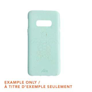 Case - Pela Turquoise (Turtle Edition) Compostable Eco-Friendly Protective Case For Google Pixel 4