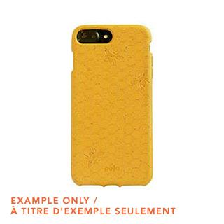 Case - Pela Yellow (Honey Bee Edition) Compostable Eco-Friendly Protective Case For Google Pixel 4