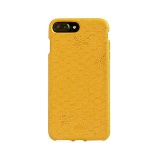 Case - Pela Yellow Honey Bee Edition Compostable Eco-Friendly Protective Case For IPhone 6, IPhone 6s, IPhone 7, IPhone 8
