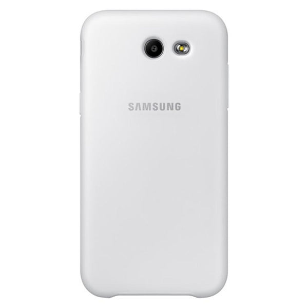 Case - Samsung Dual Layer Cover Case (White) For Galaxy J3 Prime, Galaxy J3 (2017)