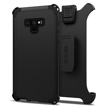 Case - Seidio (Black) Dilex Combo Case For Samsung Galaxy Note 9