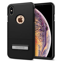 Case - Seidio (Black) Surface Case With Kickstand For IPhone Xs Max