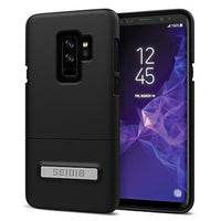 Case - Seidio (Black) Surface Case With Kickstand For Samsung Galaxy S9 Plus