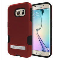 Case - Seidio DILEX Pro Case With Kickstand (Garnet Red) For Samsung Galaxy S6 Edge