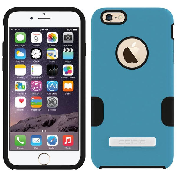 Case - Seidio DILEX Pro With Kickstand (Electric Blue) For IPhone 6 Plus, IPhone 6S Plus