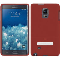 Case - Seidio SURFACE Case (with Metal Kickstand) (Garnet Red) For Samsung Galaxy Note Edge