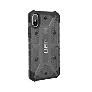 Case - UAG Ash/Black Plasma Series Case For IPhone X, IPhone Xs
