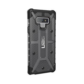 Case - UAG Ash/Black Plasma Series Case For Samsung Galaxy Note 9