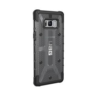Case - UAG Ash/Black Plasma Series Case For Samsung Galaxy S8 Plus