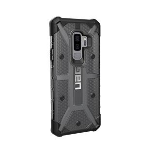 Case - UAG Ash/Black Plasma Series Case For Samsung Galaxy S9 Plus
