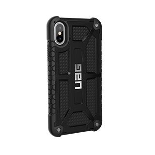 Case - UAG Black (AST) Monarch Series Case For IPhone X, IPhone Xs