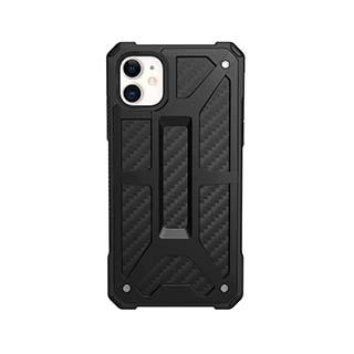 Case - UAG Black (Carbon Fiber) Monarch Case For IPhone 11