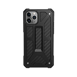 Case - UAG Black (Carbon Fibre) Monarch Case For IPhone 11 Pro