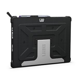 Case - UAG (Black) Metropolis Series Case For Microsoft Surface 3 (2017)