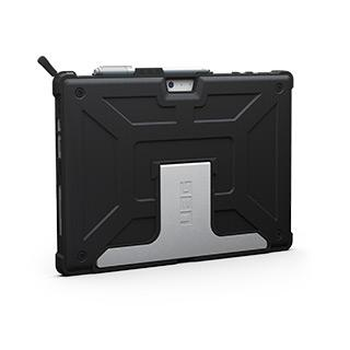 Case - UAG Black Metropolis Series Case For Microsoft Surface Pro 6, Microsoft Surface Pro 5th Gen, Microsoft Surface Pro 4
