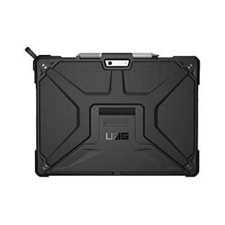 Case - UAG Black Metropolis Series Case For Microsoft Surface Pro X
