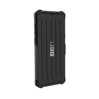 Case - UAG (Black) Metropolis Series Folio Case For Samsung Galaxy S8 Plus