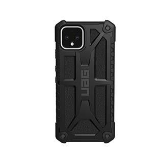 Case - UAG Black Monarch Case For Google Pixel 4