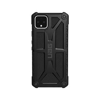 Case - UAG Black Monarch Case For Google Pixel 4 XL