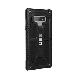 Case - UAG Black Monarch Series Case For Samsung Galaxy Note 9