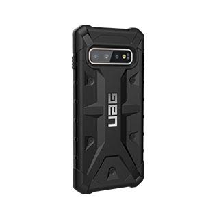 Case - UAG Black Pathfinder Series Case For Samsung Galaxy S10
