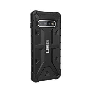 Case - UAG Black Pathfinder Series Case For Samsung Galaxy S10 Plus