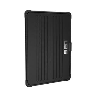 Case - UAG Black/Silver Metropolis Series Folio Case For IPad 9.7 (2017/2018)