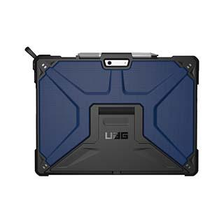 Case - UAG Blue/Black (Cobalt) Metropolis Series Case For Microsoft Surface Pro X
