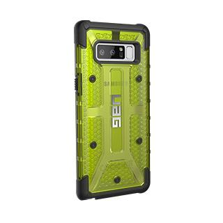 Case - UAG Citron/Black Plasma Series Case For Samsung Galaxy Note 8