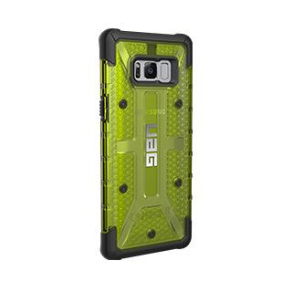 Case - UAG Citron/Black Plasma Series Case For Samsung Galaxy S8 Plus