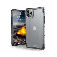 Case - UAG Clear/Black (Ice) Plyo Case For IPhone 11 Pro Max