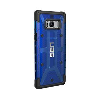 Case - UAG Cobalt/Black Plasma Series Case For Samsung Galaxy S8 Plus