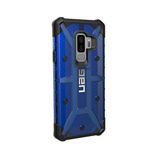 Case - UAG Cobalt/Black Plasma Series Case For Samsung Galaxy S9 Plus