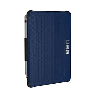 Case - UAG Cobalt/Silver Metropolis Series Case For IPad Mini (5th Generation 2019), IPad Mini 4
