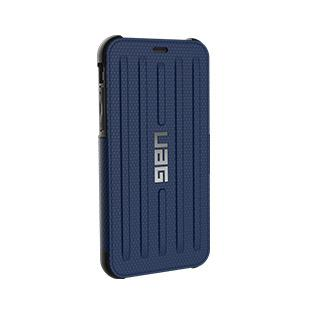 Case - UAG Cobalt/Silver Metropolis Series Folio Case For IPhone X, IPhone Xs