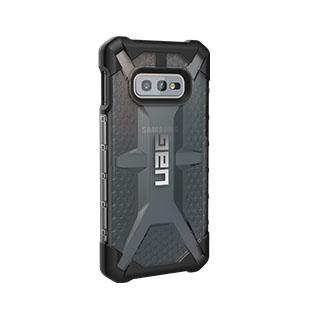 Case - UAG Grey/Black (Ash) Plasma Series Case For Samsung Galaxy S10e