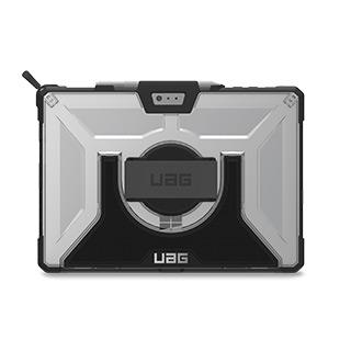 Case - UAG Ice/Black Plasma Series Case For Microsoft Surface Pro 6, Microsoft Surface Pro 5th Gen, Microsoft Surface Pro 4