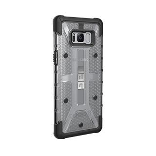 Case - UAG Ice/Black Plasma Series Case For Samsung Galaxy S8 Plus