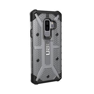 Case - UAG Ice/Black Plasma Series Case For Samsung Galaxy S9 Plus