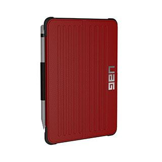 Case - UAG Magma/Silver Metropolis Series Case For IPad Mini (5th Generation 2019), IPad Mini 4