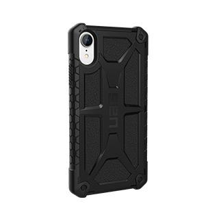 Case - UAG Matte/Black Monarch Series Case For IPhone XR
