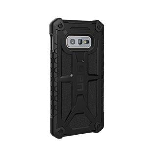 Case - UAG Matte/Black Monarch Series Case For Samsung Galaxy S10e