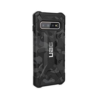 Case - UAG Midnight Camo Pathfinder Series Case For Samsung Galaxy S10