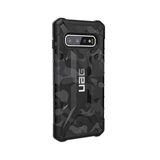 Case - UAG Midnight Camo Pathfinder Series Case For Samsung Galaxy S10 Plus