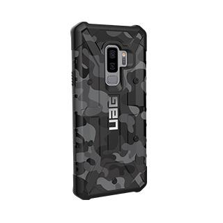 Case - UAG Midnight Camo Pathfinder Series Case For Samsung Galaxy S9 Plus