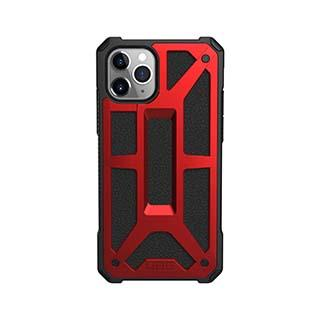 Case - UAG Red/Black (Crimson) Monarch Case For IPhone 11 Pro Max