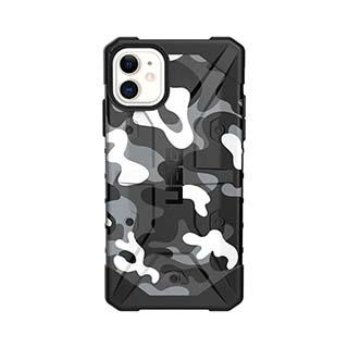 Case - UAG White/Grey (Arctic Camo) Pathfinder SE Case For IPhone 11